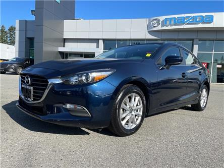 2018 Mazda Mazda3 SE (Stk: P4397) in Surrey - Image 1 of 16