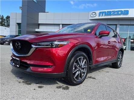 2018 Mazda CX-5 GT (Stk: P4398) in Surrey - Image 1 of 15