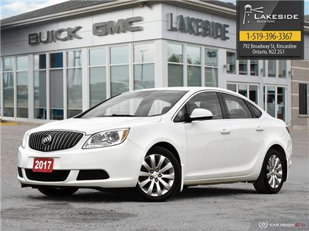 2017 Buick Verano Base (Stk: B9120B) in Kincardine - Image 1 of 26