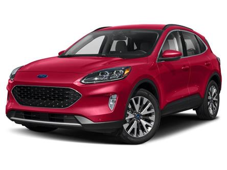 2021 Ford Escape Titanium Hybrid (Stk: 21-4130) in Kanata - Image 1 of 9