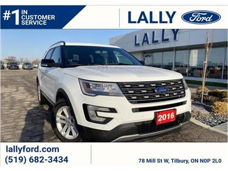 2016 Ford Explorer XLT (Stk: 27211A) in Tilbury - Image 1 of 19