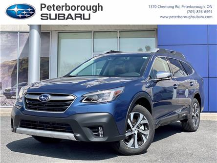 2021 Subaru Outback Premier XT (Stk: S4611) in Peterborough - Image 1 of 28