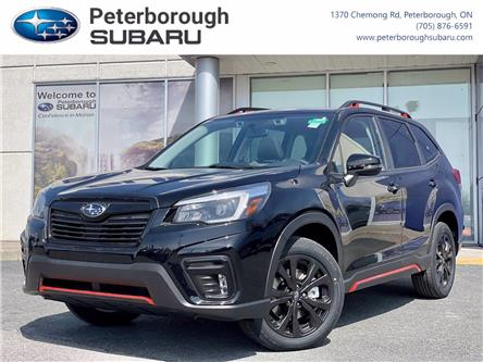2021 Subaru Forester Sport (Stk: S4618) in Peterborough - Image 1 of 30