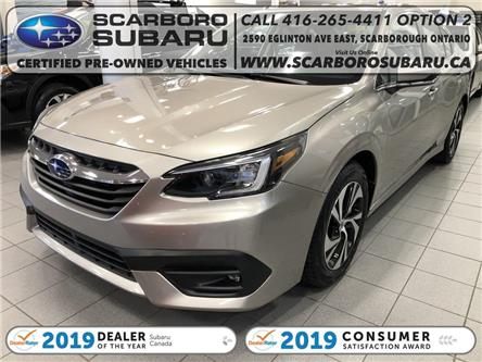 2020 Subaru Legacy Touring (Stk: L3032947) in Scarborough - Image 1 of 16