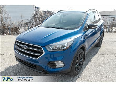 2017 Ford Escape Titanium (Stk: a71157) in Milton - Image 1 of 6