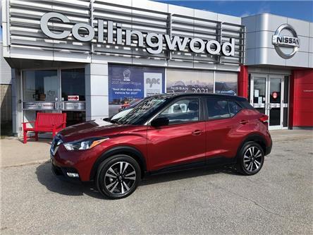 2019 Nissan Kicks SV (Stk: P4892A) in Collingwood - Image 1 of 25