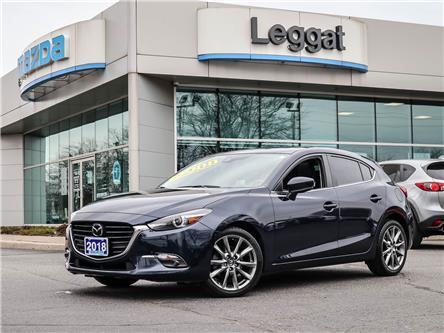 2018 Mazda Mazda3 Sport GT (Stk: 2482LT) in Burlington - Image 1 of 28