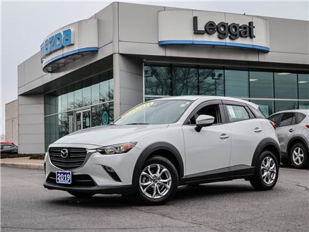 2019 Mazda CX-3 GS (Stk: 2483LT) in Burlington - Image 1 of 25