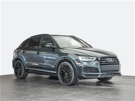 2018 Audi Q3 2.0T Technik (Stk: 92889A) in Nepean - Image 1 of 22
