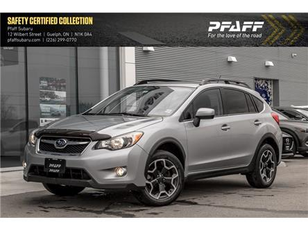 2015 Subaru XV Crosstrek Touring (Stk: S00961A) in Guelph - Image 1 of 20