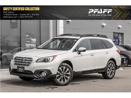 2016 Subaru Outback 3.6R Limited Package (Stk: S01061A) in Guelph - Image 1 of 25
