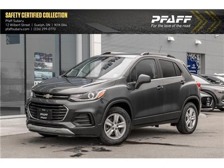 2017 Chevrolet Trax LT (Stk: SU0335A) in Guelph - Image 1 of 19