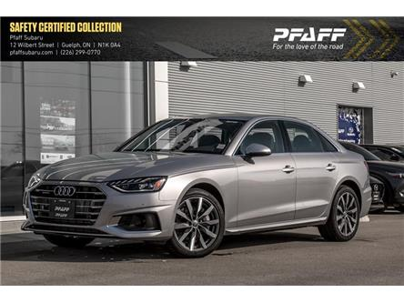 2020 Audi A4 2.0T Komfort (Stk: SU0349) in Guelph - Image 1 of 20