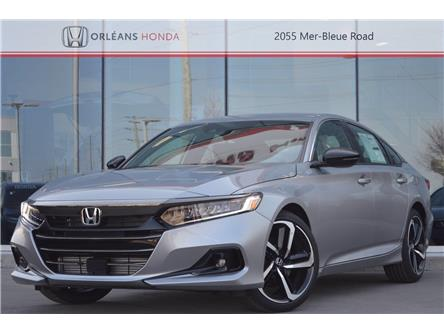 2021 Honda Accord SE 1.5T (Stk: 210290) in Orléans - Image 1 of 26