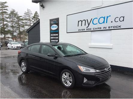 2020 Hyundai Elantra Preferred (Stk: 210224) in Kingston - Image 1 of 21