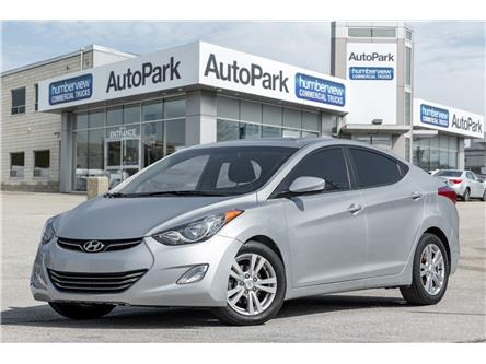 2013 Hyundai Elantra Limited (Stk: CTDR4701A) in Mississauga - Image 1 of 21