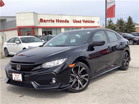 2017 Honda Civic Sport (Stk: U17957) in Barrie - Image 1 of 30