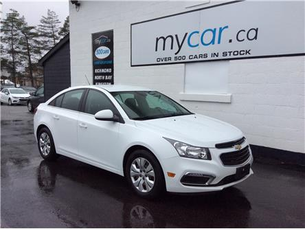 2016 Chevrolet Cruze Limited 1LT (Stk: 210237) in Ottawa - Image 1 of 21
