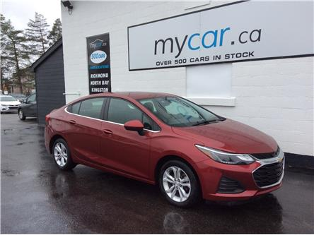 2019 Chevrolet Cruze LT (Stk: 210255) in Ottawa - Image 1 of 21