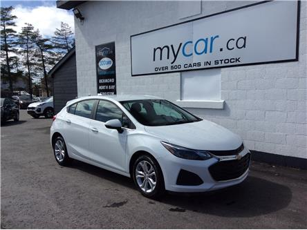 2019 Chevrolet Cruze LT (Stk: 210253) in Ottawa - Image 1 of 21