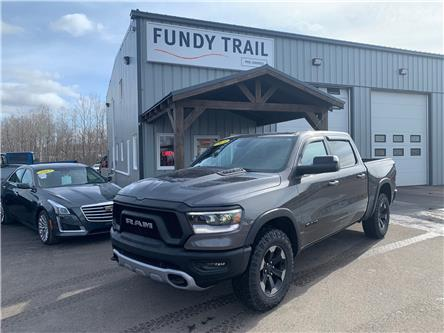 2019 RAM 1500 Rebel (Stk: 21188a) in Sussex - Image 1 of 10