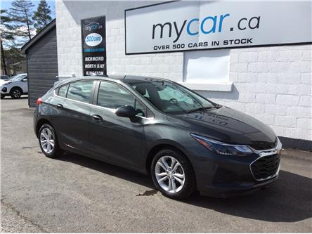 2019 Chevrolet Cruze LT (Stk: 210257) in North Bay - Image 1 of 21