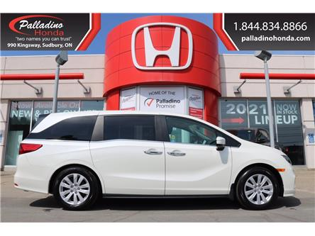 2019 Honda Odyssey LX (Stk: U9946) in Greater Sudbury - Image 1 of 34