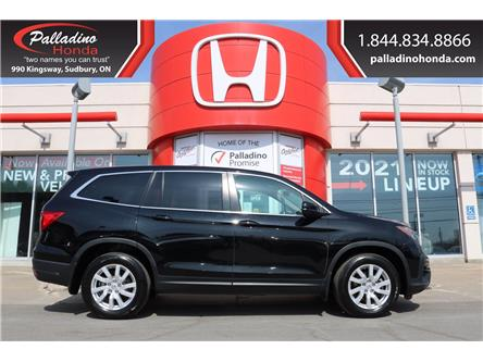 2019 Honda Pilot LX (Stk: U9952) in Greater Sudbury - Image 1 of 36
