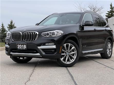 2018 BMW X3 xDrive30i (Stk: P1779) in Barrie - Image 1 of 18