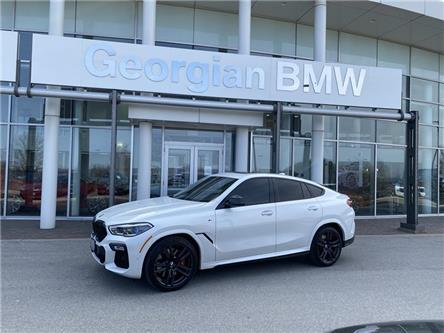 2021 BMW X6 M50i (Stk: B21034) in Barrie - Image 1 of 13