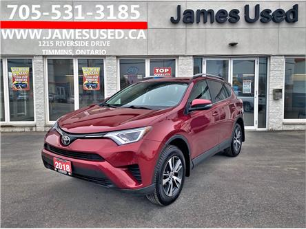 2018 Toyota RAV4 LE (Stk: P02915) in Timmins - Image 1 of 14