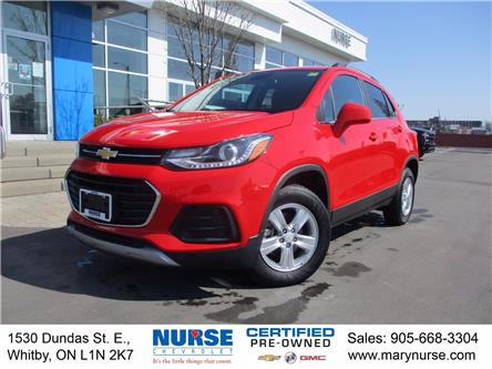 2017 Chevrolet Trax LT (Stk: 10X501) in Whitby - Image 1 of 26
