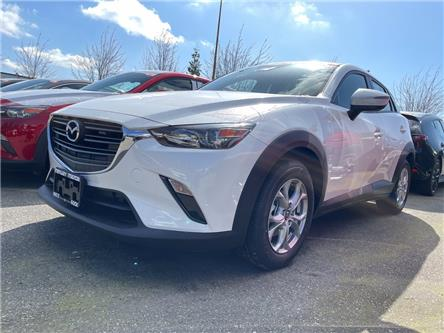 2021 Mazda CX-3 GS (Stk: 511876) in Surrey - Image 1 of 5
