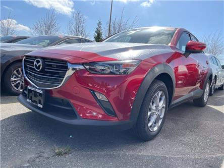 2021 Mazda CX-3 GS (Stk: 513605) in Surrey - Image 1 of 5