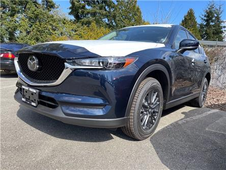 2021 Mazda CX-5 GS (Stk: 129488) in Surrey - Image 1 of 5