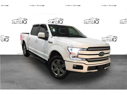 2019 Ford F-150 Lariat (Stk: 94272) in Sault Ste. Marie - Image 1 of 28