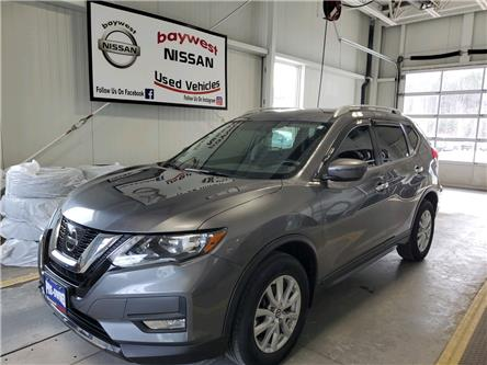 2017 Nissan Rogue SV (Stk: -21052A) in Owen Sound - Image 1 of 11