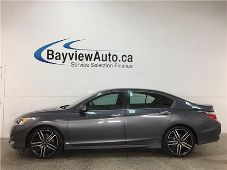 2017 Honda Accord Sport (Stk: 37717W) in Belleville - Image 1 of 29