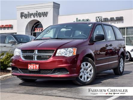 2017 Dodge Grand Caravan CVP/SXT (Stk: U18366) in Burlington - Image 1 of 15