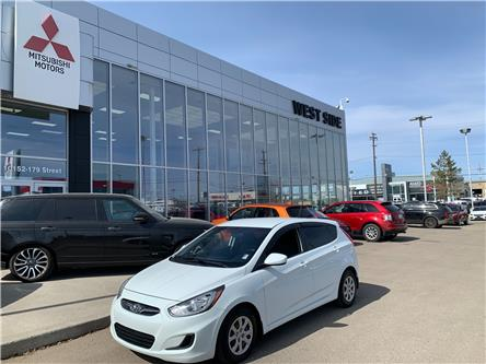2014 Hyundai Accent GL (Stk: T20195A) in Edmonton - Image 1 of 22