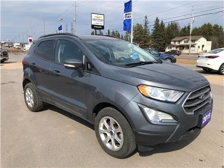 2019 Ford EcoSport SE (Stk: 2459-21A) in Sault Ste. Marie - Image 1 of 19