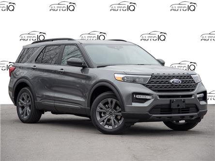 2021 Ford Explorer XLT (Stk: 21EX225) in St. Catharines - Image 1 of 27