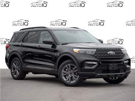 2021 Ford Explorer XLT (Stk: 21EX233) in St. Catharines - Image 1 of 24