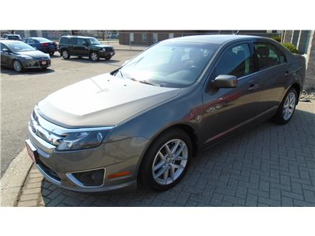 2012 Ford Fusion SEL (Stk: 5394A) in Sarnia - Image 1 of 14