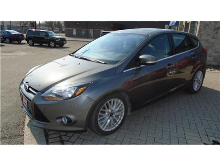2013 Ford Focus Titanium (Stk: 5393A) in Sarnia - Image 1 of 14