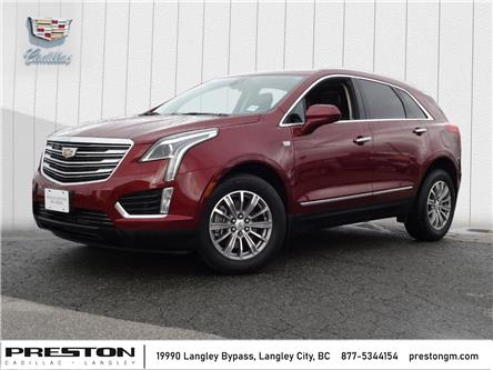 2017 Cadillac XT5 Luxury (Stk: X31882) in Langley City - Image 1 of 30