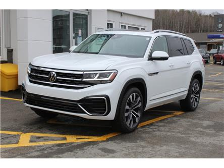 2021 Volkswagen Atlas 3.6 FSI Execline (Stk: 21-95) in Fredericton - Image 1 of 26