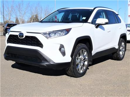 2021 Toyota RAV4 XLE (Stk: RAM095) in Lloydminster - Image 1 of 18
