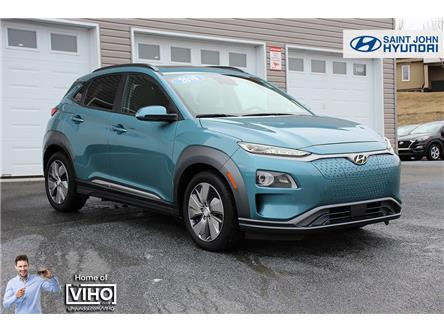 2019 Hyundai Kona EV Ultimate (Stk: U3117) in Saint John - Image 1 of 23