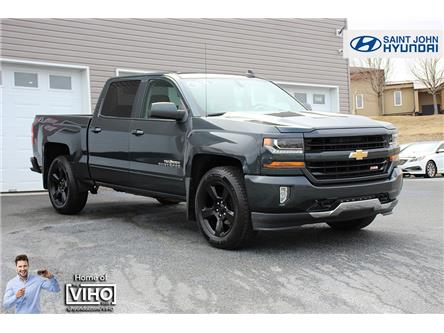 2018 Chevrolet Silverado 1500 1LT (Stk: U3140) in Saint John - Image 1 of 17